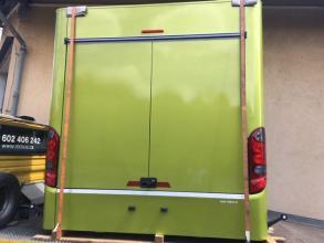 skibox setra 400