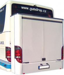 Skibox pro patrové autobusy